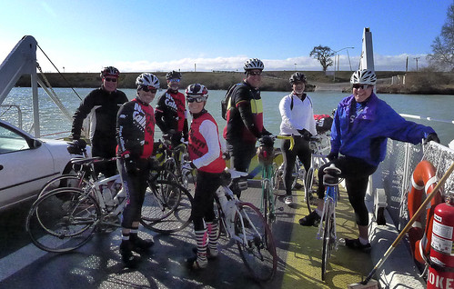 Bikeforums Delta ride_crew on ferry