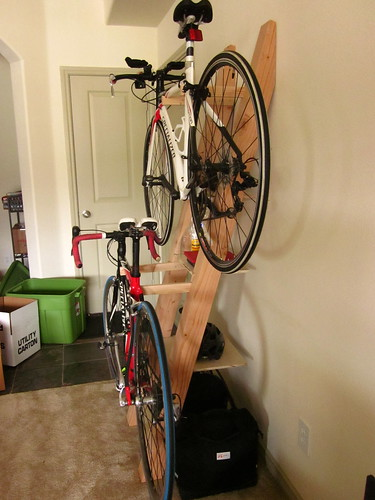 bike rack 1