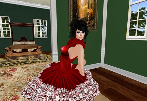 Bliss Couture 2012 Chinese New Year Dress (only for members) by Cherokeeh Asteria