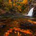 Linville Falls - Blue Ridge Parkway, North Carolina by Will Shieh