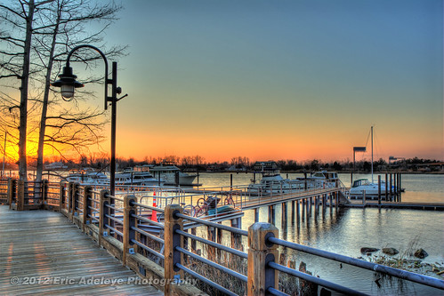 117/365 - Sunset On the Cape Fear River