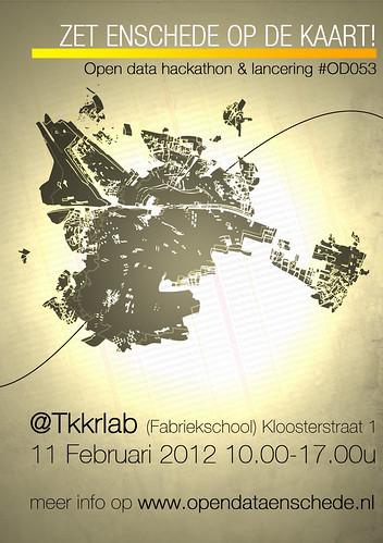 Flyer #OD053 Hackday
