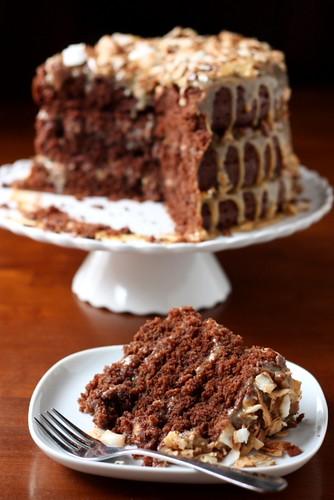 Cocoa Cherry Cola Cake Icing