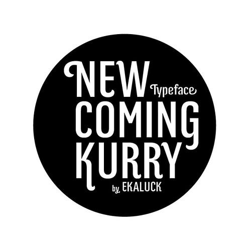 Kurry™ typeface