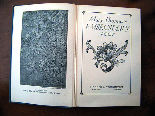 Mary Thomas First Pages