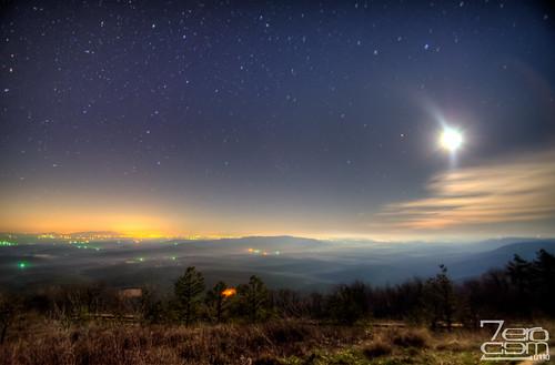 oklahoma night stars drive nikon nightsky hdr ouachita talimena scenicdrive 2011 photomatix ouachitamountains talimenascenicdrive d7000 nikond7000