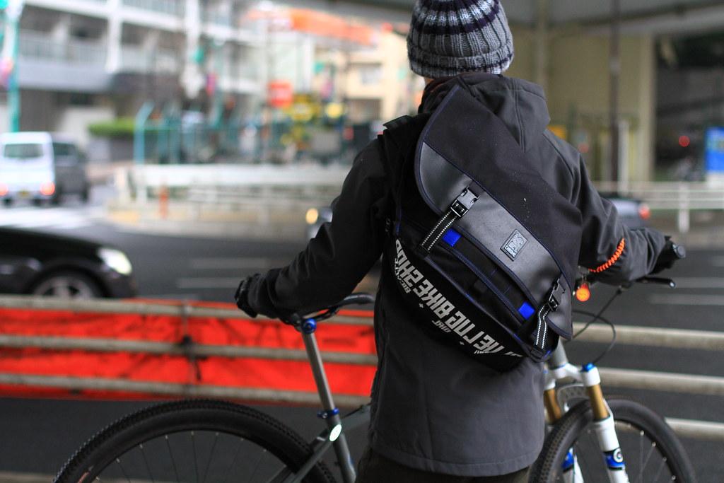 0119184dbf3d  CHROME  citizen messenger bag BLUE LUG special