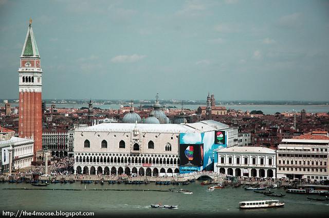 San Giorgio Maggiore - Doge's Palace and San Marco