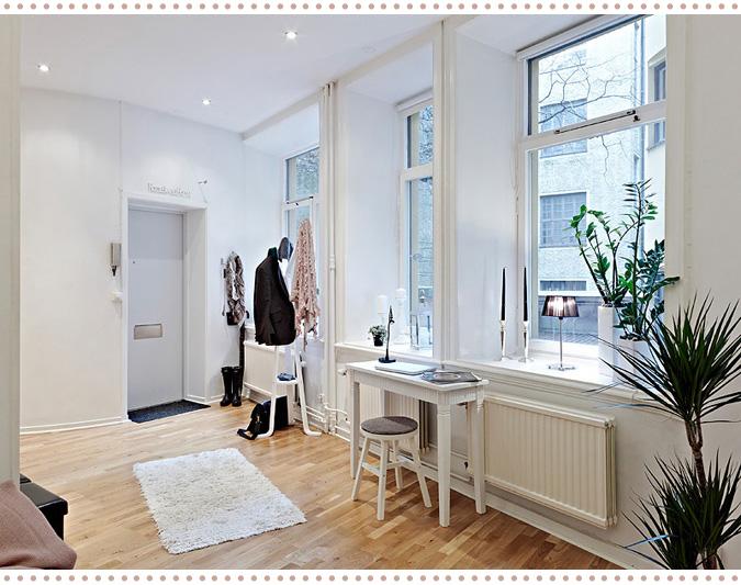 Deco 50m2 of scandinavian style decoraci n ideas para la for Decoracion casa 50m2