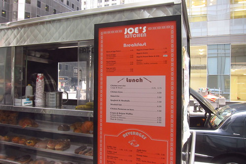 Joe's Kitchen Cart