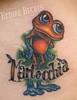 barry,frog,rana,tattoo,tatuaggio,Ettore Bechis Tatuaggio realizzato da