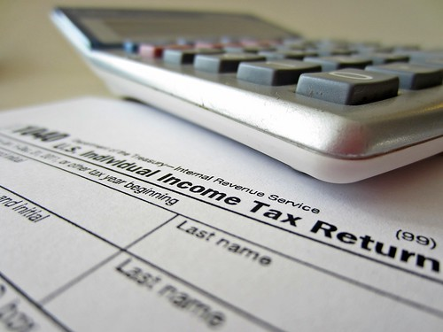 TAX RETURN CALCULATOR