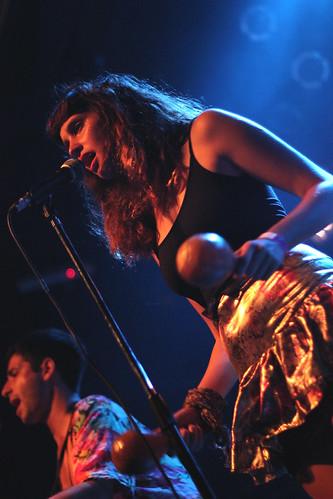El Hipnotizador Romántico en Niceto Club. Por Nadia Guzmán
