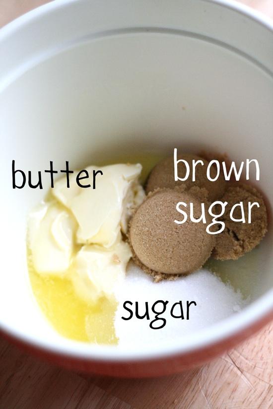 Peanut Butter Coconut Oatmeal Scotchies | Lauren's Latest