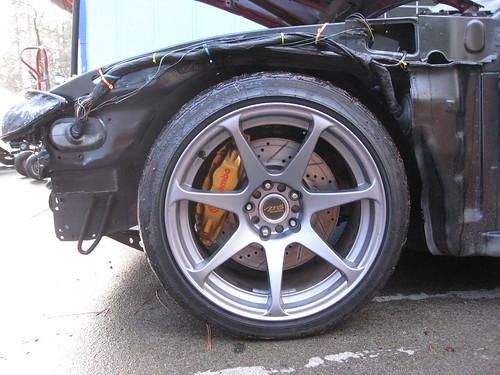 The Brake Swap Thread Zilvia Net Forums Nissan 240sx