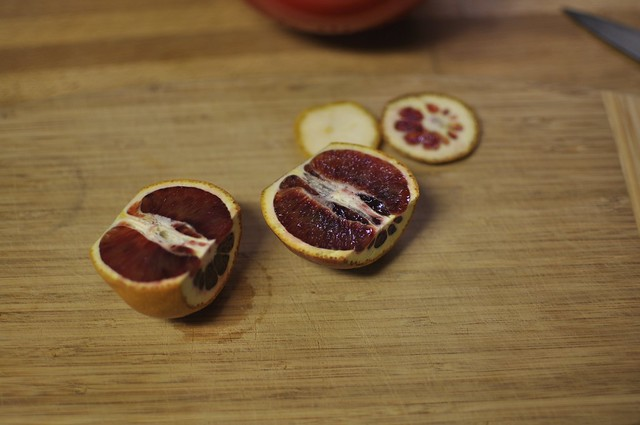 blood orange marm cut one