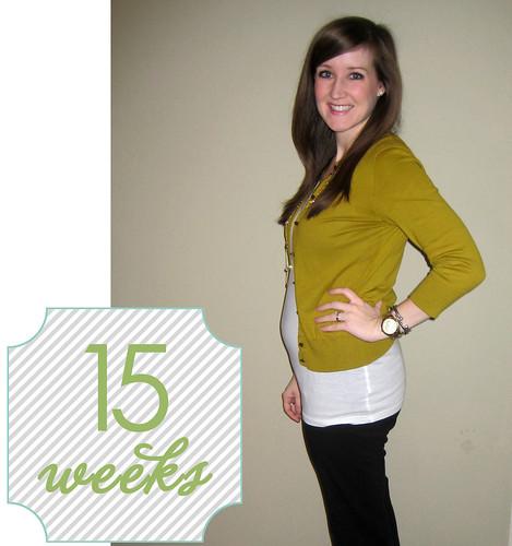 15 weeks 1