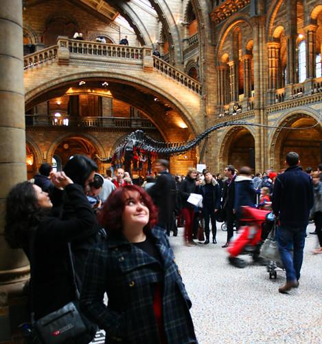 London - Natural History Museum 3