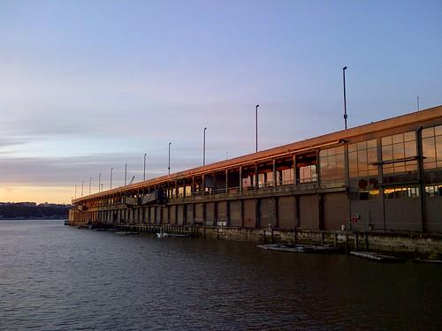 Pier Peeking
