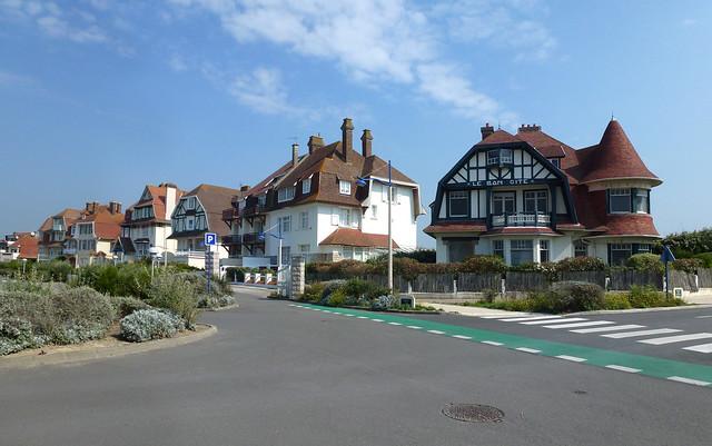 Hardelot-Plage villas