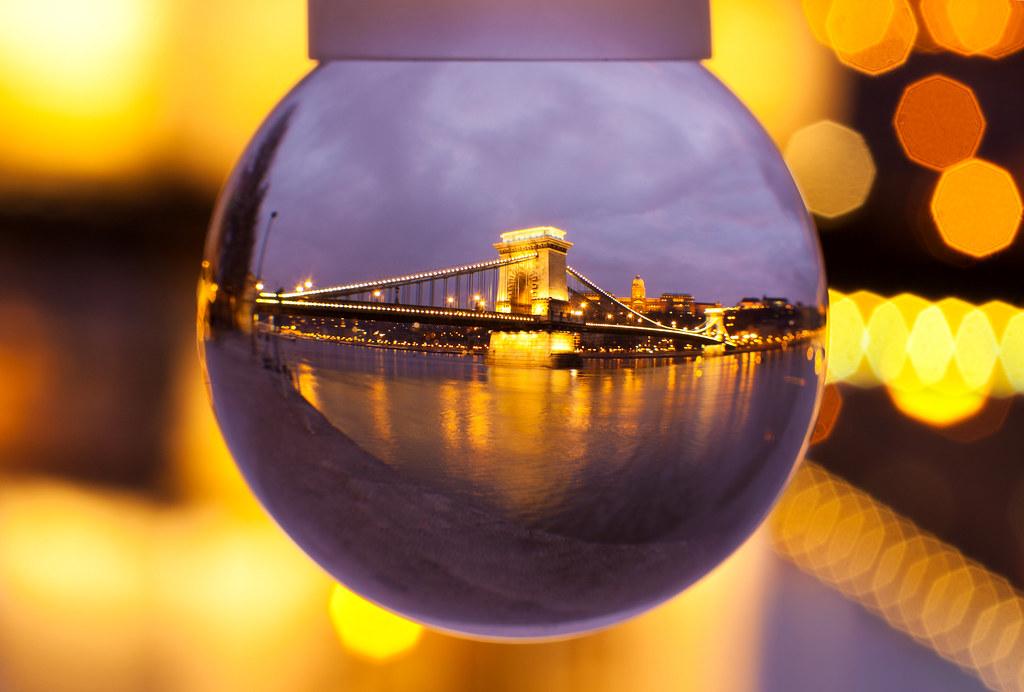 Budapest Chain Bridge - Széchenyi Lánchíd