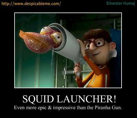 Cadillac >> Squid_Launcher_Ohhh_Yeeeah! | Flickr - Photo Sharing!