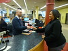 A happy Main Library customer! by Public Library of Cincinnati & Hamilton County