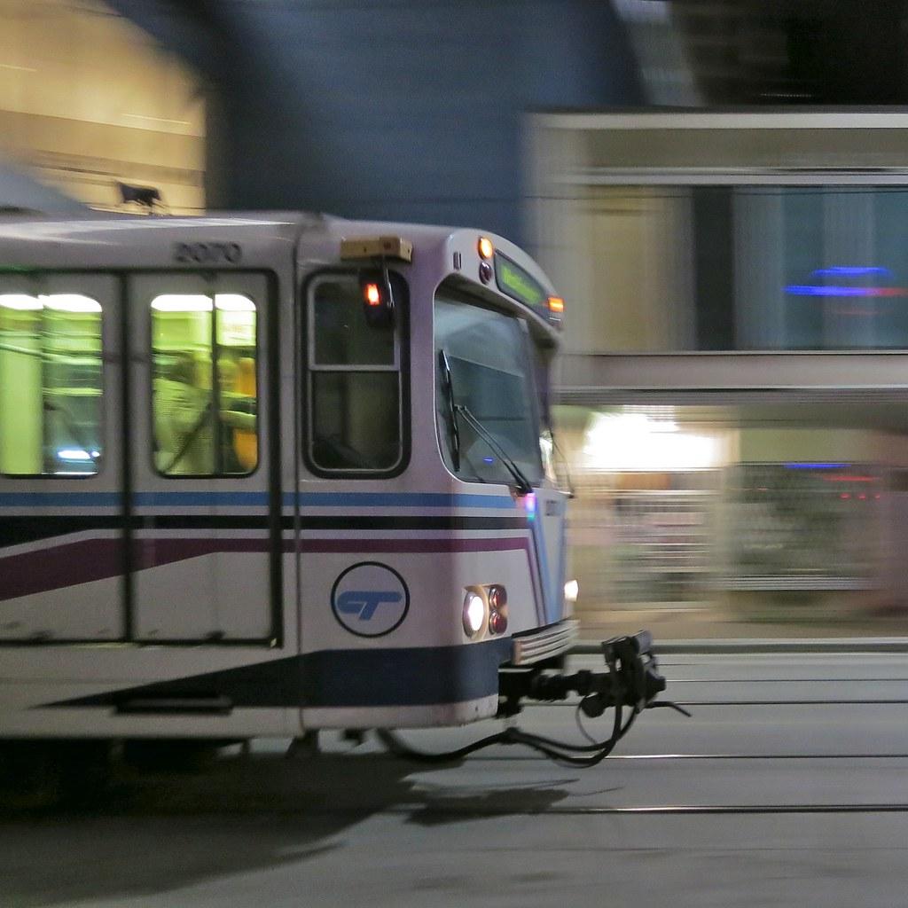 Calgary Transit, Calgary, Alberta, Canada