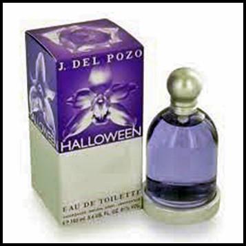 Colonia para mujer Halloween de Jesús del Pozo.