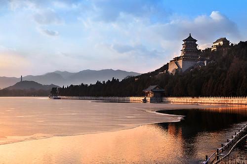 Summer Palace, Beijing (2) 北京,颐和园(第二)