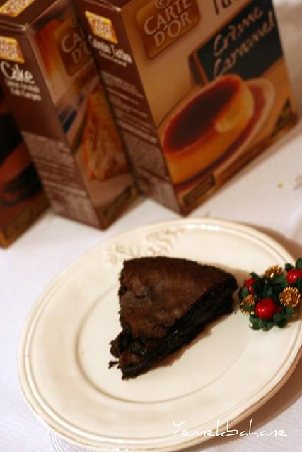 Carte D'or Çikolatalı Fondant