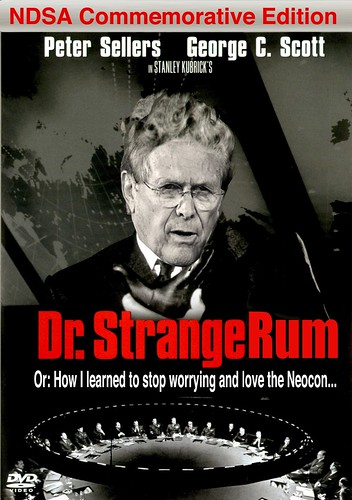 DR STRANGERUM by Colonel Flick