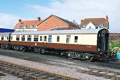 BR Mk.I Second Compartment coaches