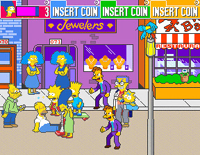 Simpsons Arcade Game Coming to XBL and PSN
