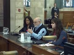Joey Novick testifies pro-ME