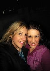 AT LAX w/Vanessa!