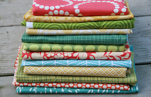 Fabric Inspiration Stack