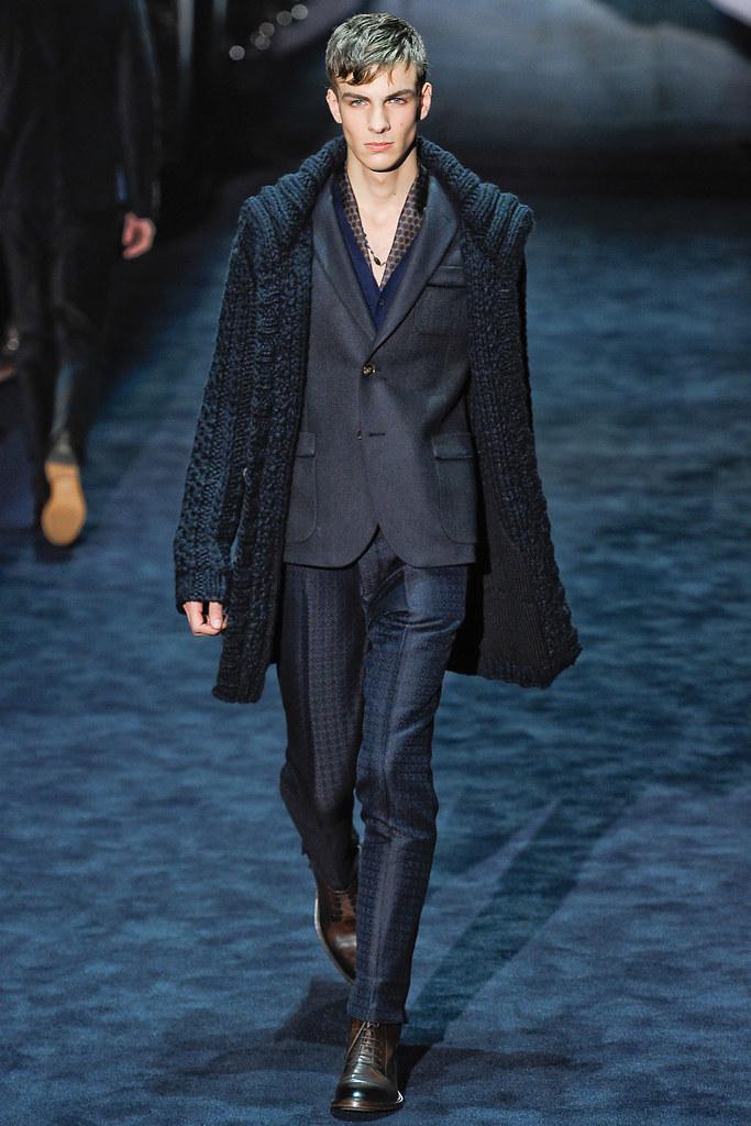 Antoine Des Beauvais3007_FW12 Milan Gucci(VOGUE)