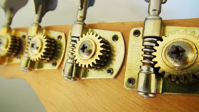Trimpot, circuito ativo 6817004443_75eb37cc91_z