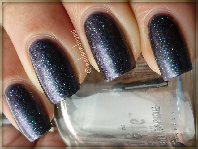 Sally Hansen - Black Tie & Hard Candy - Pixie