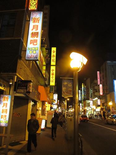 新大久保の町並み(Shinookubo/Tokyo) -2