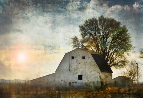 morning texture rural photoshop sunrise canon country rustic barns iowa farms motat texturedlayers canoneosdigitalrebelxsi tatot bestcapturesaoi magicunicornverybest magicunicornmasterpiece sailsevenseas jackaloha2 photoshopcs5