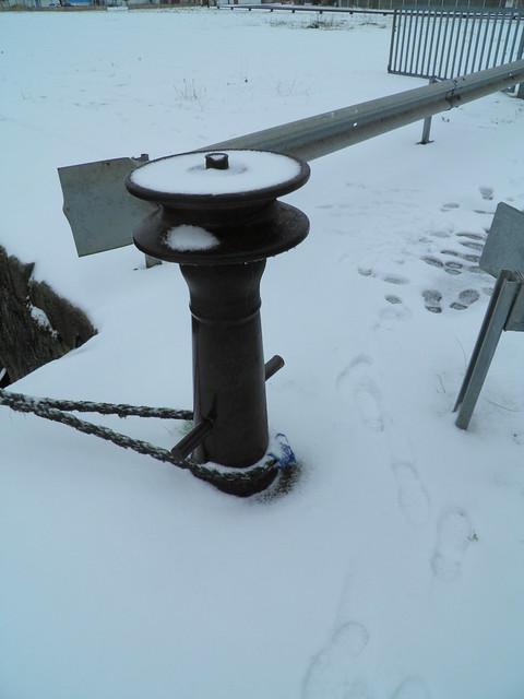 Accostage - Bordeaux sous la neige - 05 février 2012  Flickr - Photo ...
