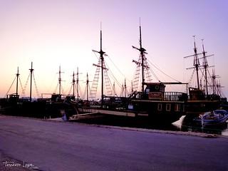 Djerba's Marina