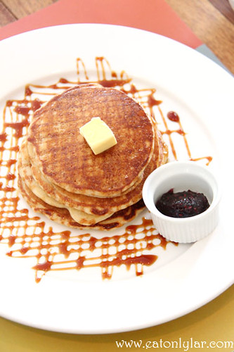 Fluffy Pancakes, Haven Café