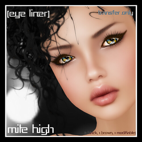[mock] Mile High Eyeliner Only by Mocksoup