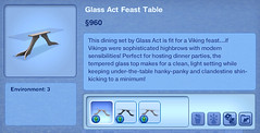 Glass Act Feast Table