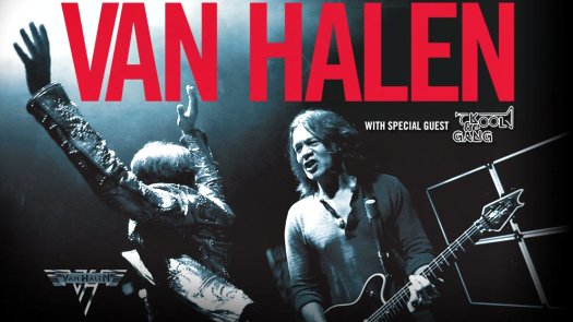 van-halen with special guest Kool and the Gang