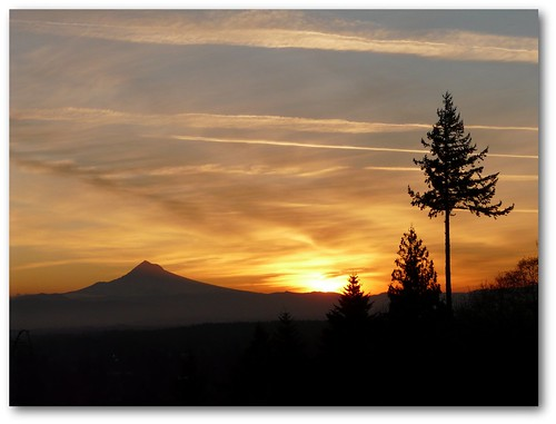 trees mountain sunrise mthood picnik odc1 sooc fromrockybutte 100possibilities 112in2012 57landscape