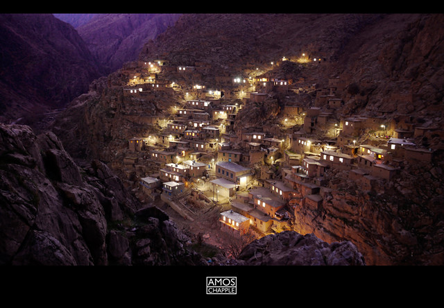 Beautiful Iran Village